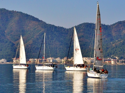 ERGO - MIYC Winter Trophy 3rd Leg Yacht Races