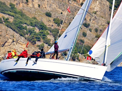 ERGO - MIYC Winter Trophy 2nd Leg Yacht Races