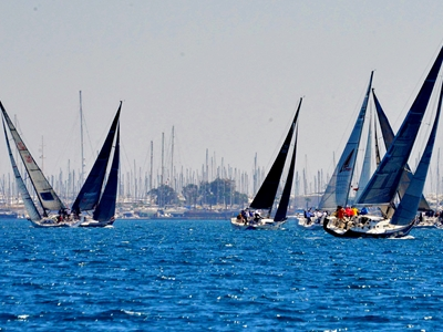 ERGO - MIYC Winter Trophy 4th Leg Yacht Races